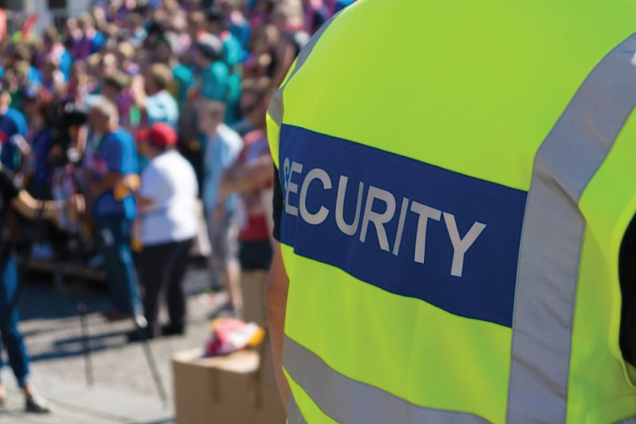 Event and hospitality security - Allied Security